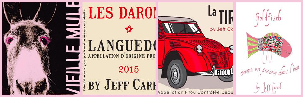 Une sélection Jeff Carrel