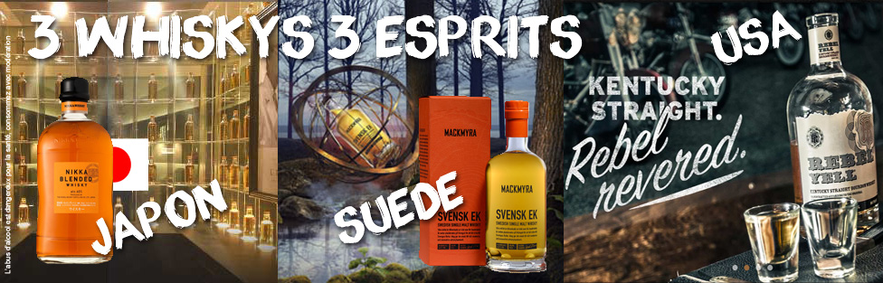 3 whiskys 3 esprits