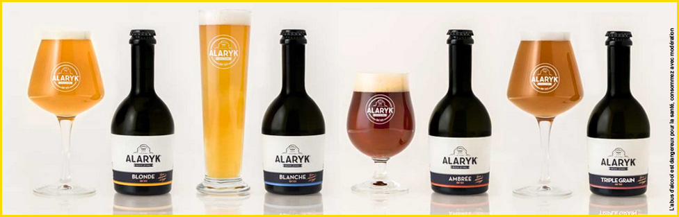 Bières Alaryk – Brasserie artisanale