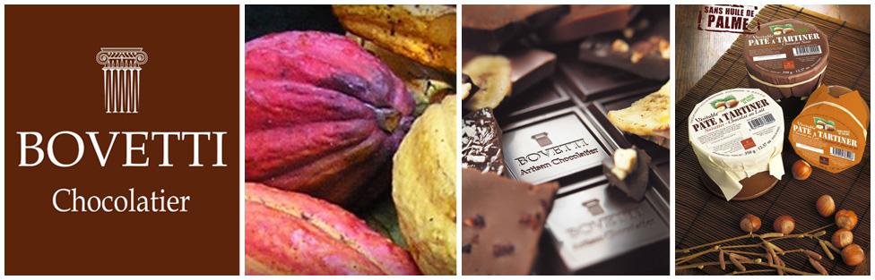 Les Chocolats BOVETTI
