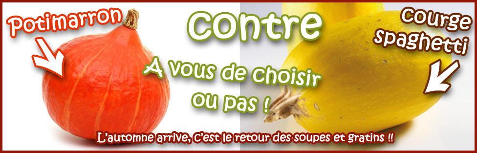 Des idées de soupes et gratins pour nos légumes de l'automne