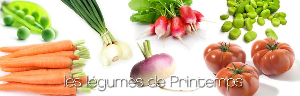 Des légumes de saison