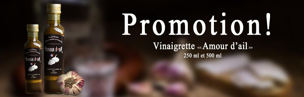 Promotion dégustation