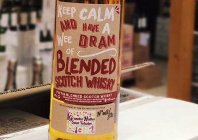 Whisky GHSV Blend