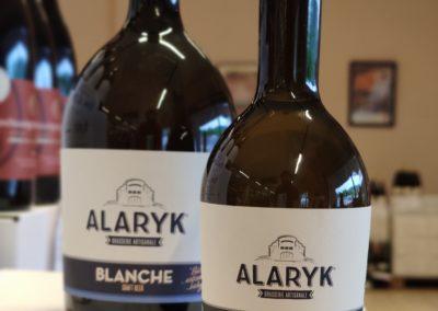 Alaryk Blanche Bio