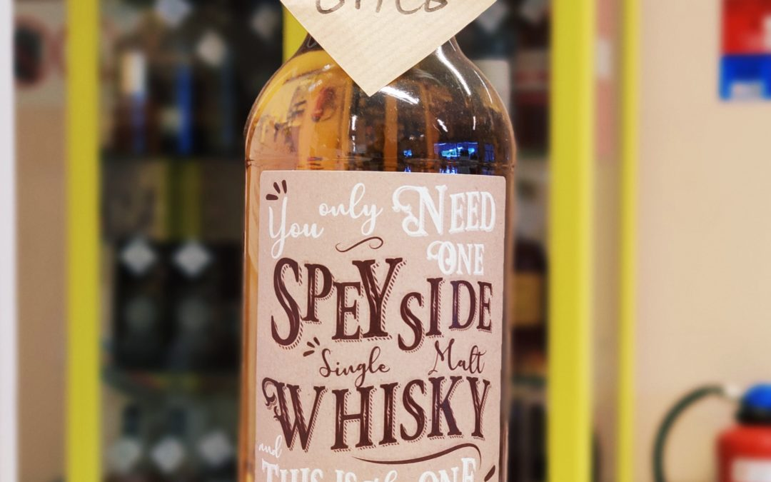 Whisky Speyside Single Malt GHSV