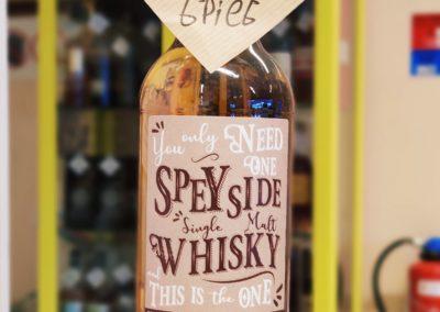 Whisky Speyside Single Malt GHSV