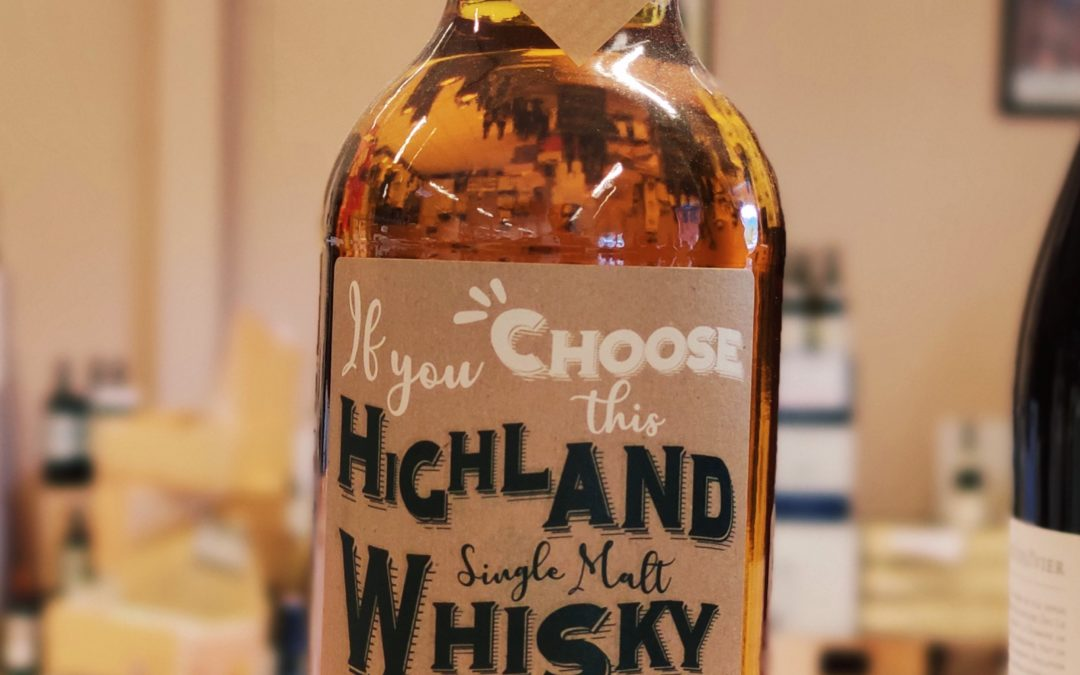Whisky Highland Single Malt GHSV