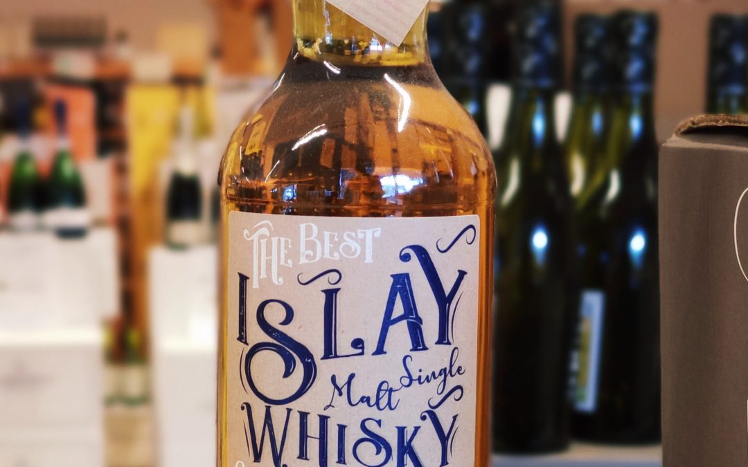 Whisky Islay Single Malt GHSV
