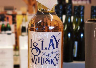 Whisky Islay Single Malt GHSV